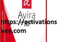 Avira Antivirus Pro Crack