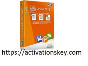WPS Office Premium 11 2 0 8934 Crack With License Number Free