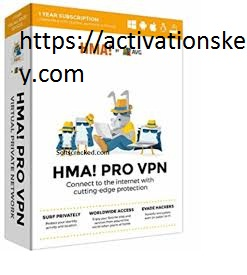 HMA! Pro VPN 5 0 228 Crack With License Key Free Download 2019