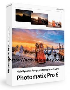 Photomatix Pro 6 Crack & Serial Key 2020