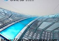 Autodesk AutoCAD Civil 3D 2020 Crack With License key