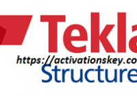 Tekla Structures 2020 Crack & Serial Key Latest