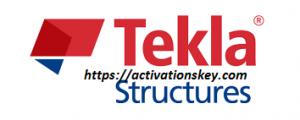 Tekla Structures 2020 Crack & Serial Key Latest